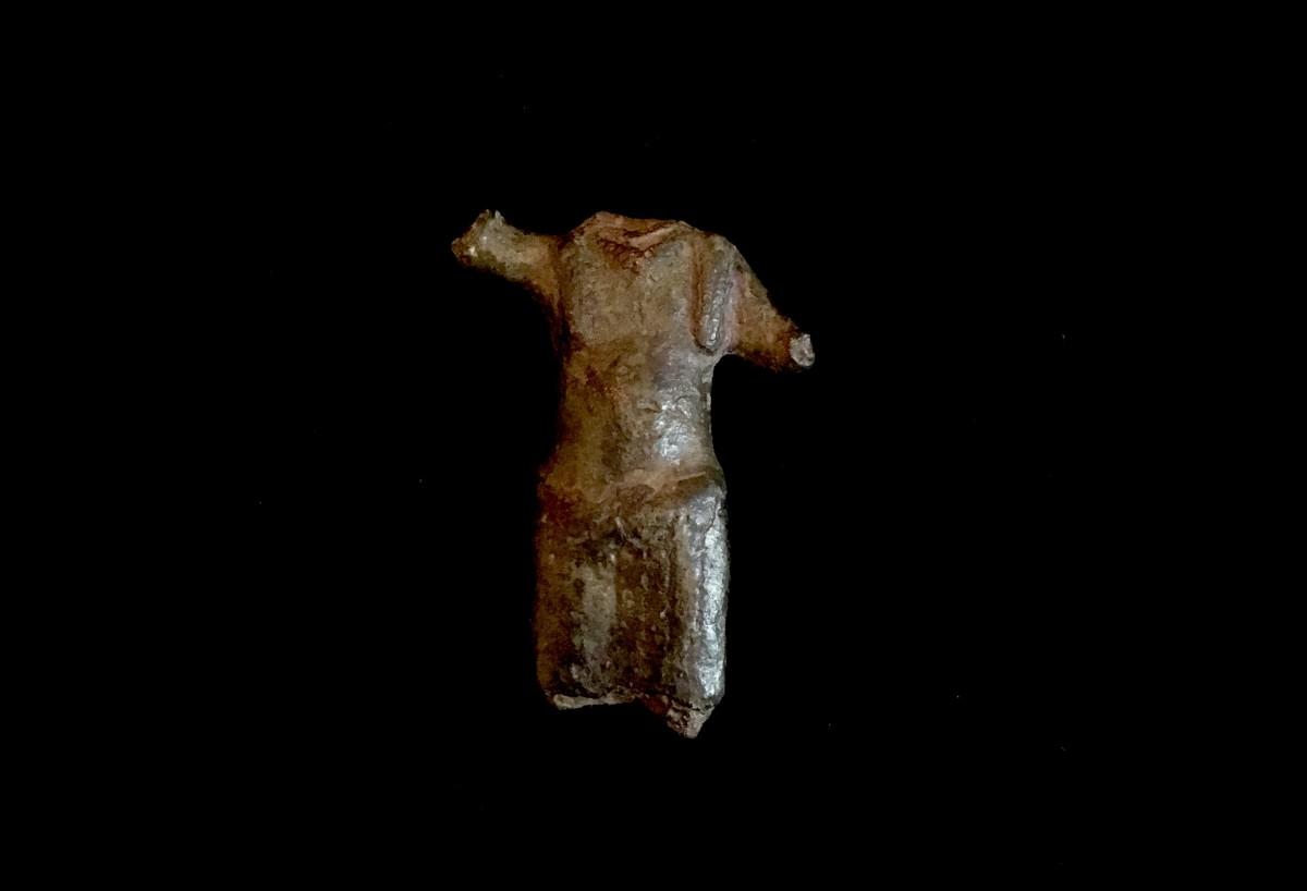 Roman bronze figurine
