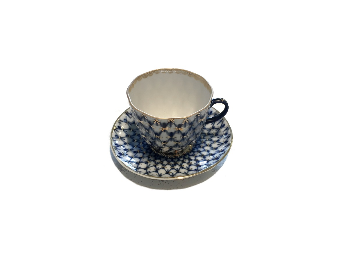 cofee cup & saucer