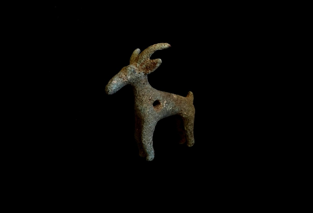 goat amulet(SOLD)