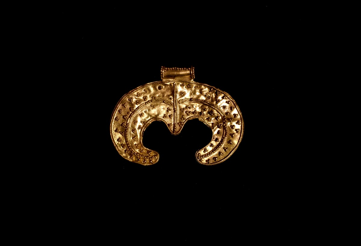 Roman gold pendant(SOLD)