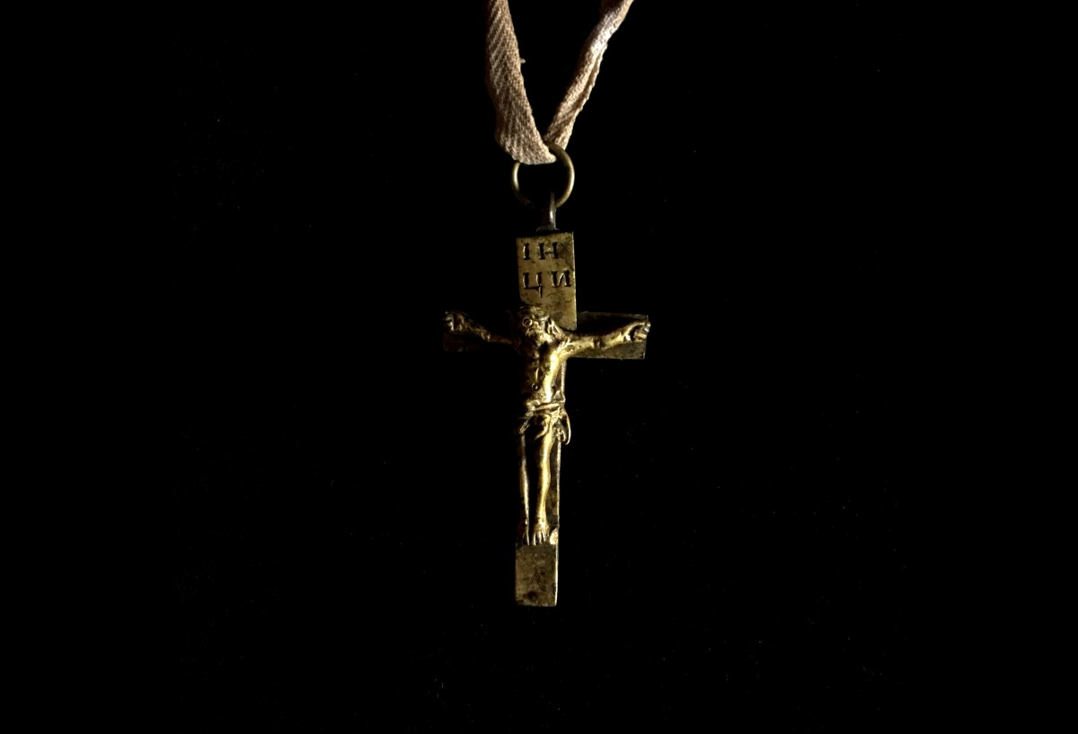 pectoral cross(SOLD)