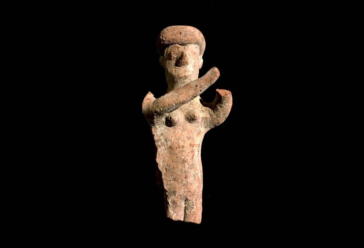 Greek Terra-cotta figurine