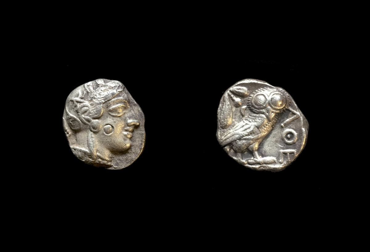 Silver Tetradrachm(SOLD)